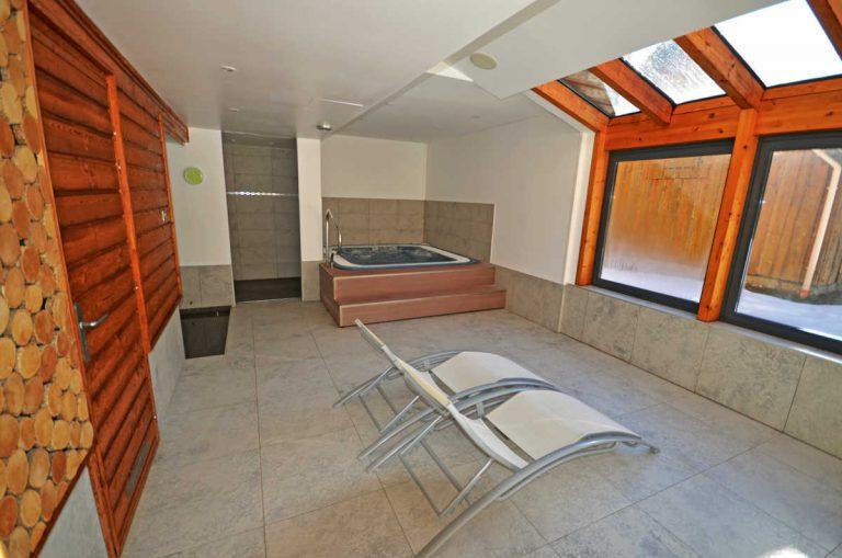 hotel gresse en vercors avec spa et jacuzzi